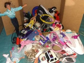 Nice lot Of Assorted Children s Toys