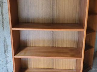 5 Tier Laminate Bookshelf