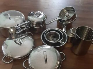 Megalot Stainless Steel Pots And Pans