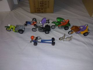 lot Of Various Vintage Cool Racing Trikes