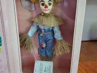 Effanbee s Storybook Collection   Wizard of Oz   Straw Man