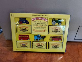 Matchbox Originals Authentic Recreations
