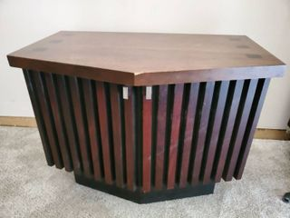 lANE 2 Door Side Table
