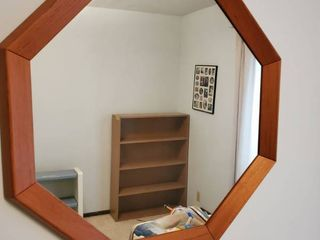 Octagon Shaped Mirror
