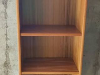 Skinny Tall laminate Book Shelf
