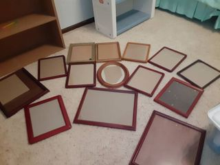 lot of 14 Picture Frames