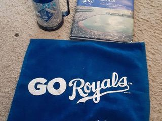 lot Of 3 Royals Merchandise