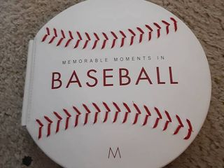 Memorable Moments Of Baseball Book