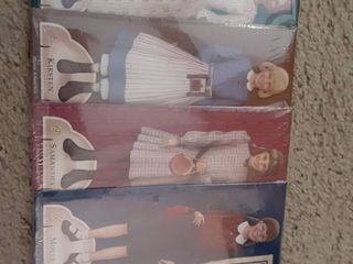 American Girl Doll Paper Dolls