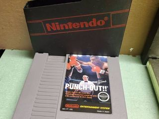 Nintendo Entertainment System  Mike Tysons Punch  Out