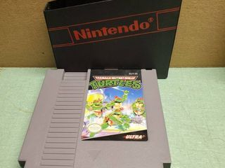 Nintendo Entertainment System  Teenage Mutant Ninja Turtles