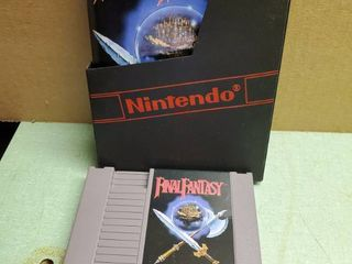 Nintendo Entertainment System Final Fantasy