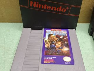 Nintendo Entertainment System Capcom Willow