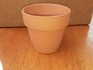 lot of 41 Mini Terracotta Flower Pots