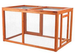 TRIXIE Outdoor Chicken Run with Mesh Cover  Retail 107 49