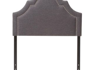 Copper Grove Daisy Contemporary Upholstered Headboard only Retail 134 99 queen