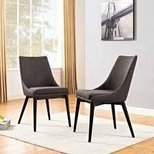 Modway Viscount Rubberwood Dining Chair 1only