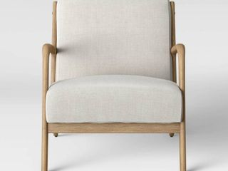 Mia Bentwood Reclining Chair Mocha Walnut - Niche