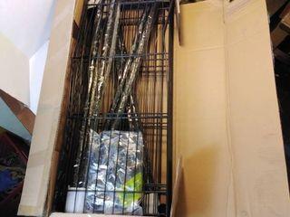 5 shelf shelving unit black