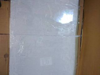 plexi glass panel 36wX47l round edged