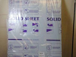 professional plastic  uv protection  easy install 36w X 47l