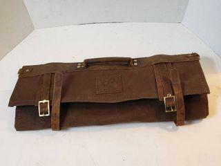 Everpride  Canvas Tool Bag Brown