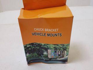 Chuck bracket vehicle mounts