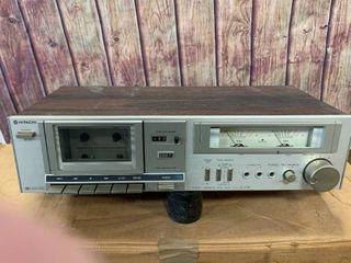 Rare Hitachi D-E10 Cassette Tape Deck