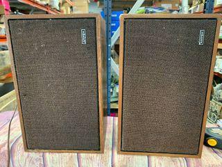 Ampex Model 516 Full Range Speakers 14 1/2