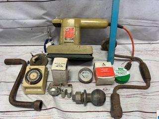 Black & Decker Sander, Vintage Tools & Parts