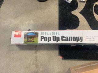 10' x 10' Pop Up Canopy