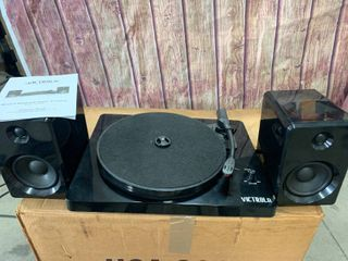 Victrola Bluetooth Turntable Record Player