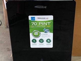 Soleusair 70 Pint Dehumidifier