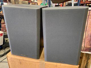 Pair of Optimus ST-100 Speakers 16
