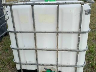 265 Gallon Liquid Storage Tank