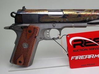 Colt 1911 Govt 45acp Semi Auto Pistol