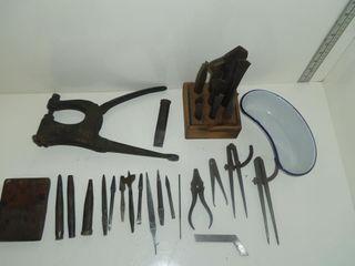 Misc. Antique Tools