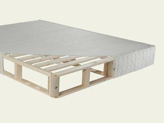 ONETAN 5 inch Wood Unassambled Box Spring   King