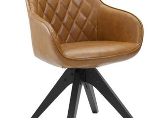 Art leon Classical Swivel Office Accent Chair