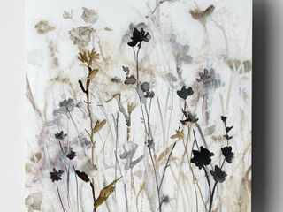 Wildflower Mist I    Canvas Art