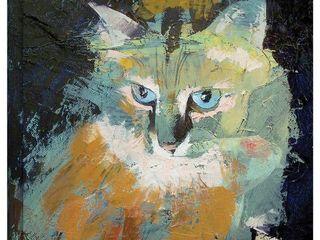 Michael Creese  Himalayan Cat    Canvas Art