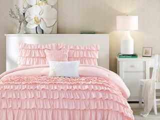 Intelligent Design Demi Comforter Set   Full Queen