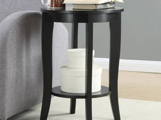 Convenience Concepts American Heritage Round End Table