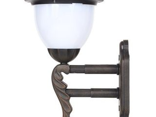 Winsome House Sconce Hurricane lantern Solar light