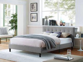 Modway linnea Platform Bed  Queen