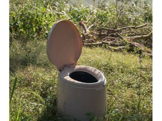 Portable Travel Toilet for Hiking Camping