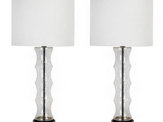 Copper Grove Pavlohrad lamps   Set of 2