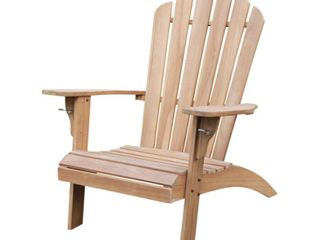 Cambridge Casual Sherwood Teak Adirondack Chair