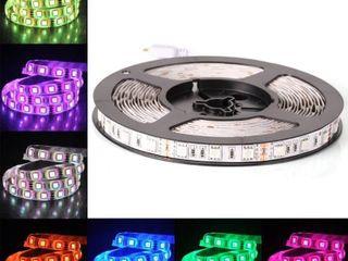 lED Adhesive Strip lights RGB Strips   Waterproof