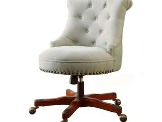 linon Home Decor Products Office Chair Natural